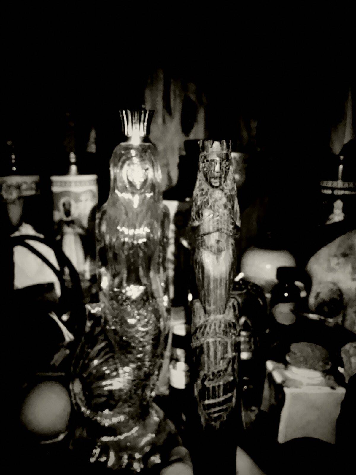 The Cultus of La Sirena: Perfume created by spirits for spirits